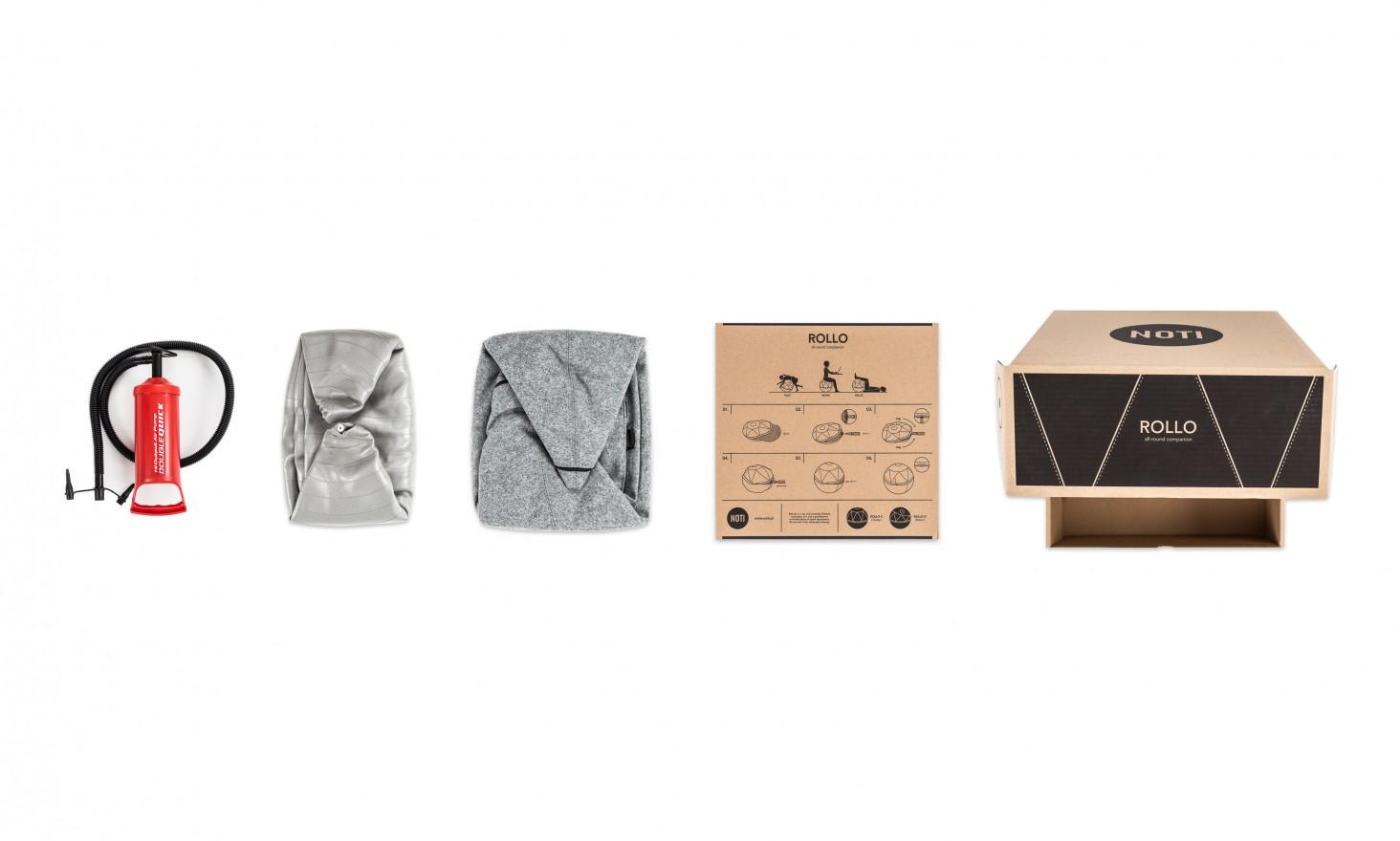 ROLLO.packshot set