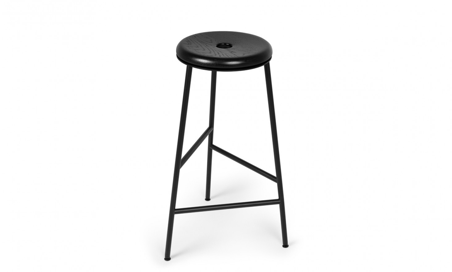 rotor all black wooden seat 2