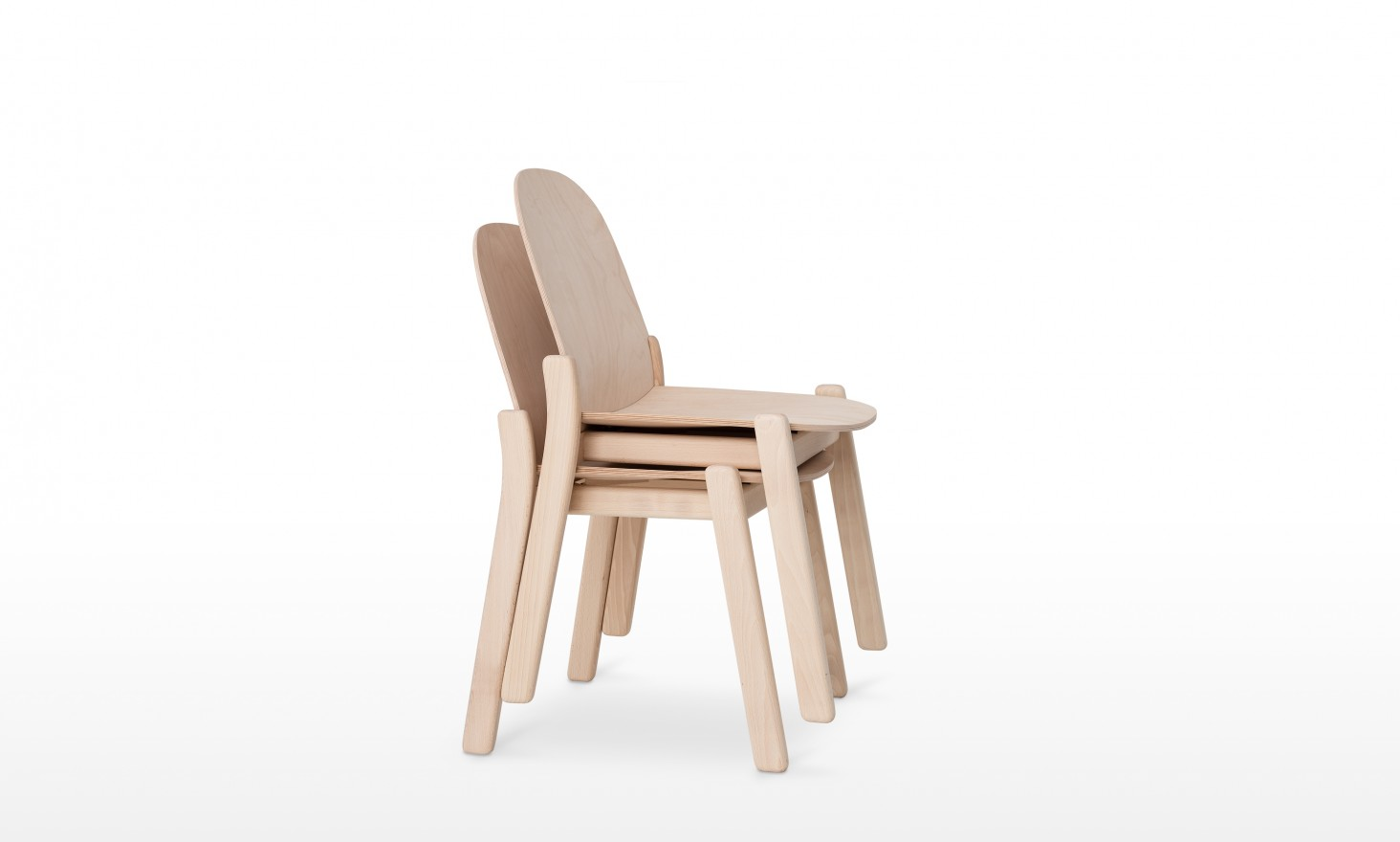 NORDIC wooden chairs