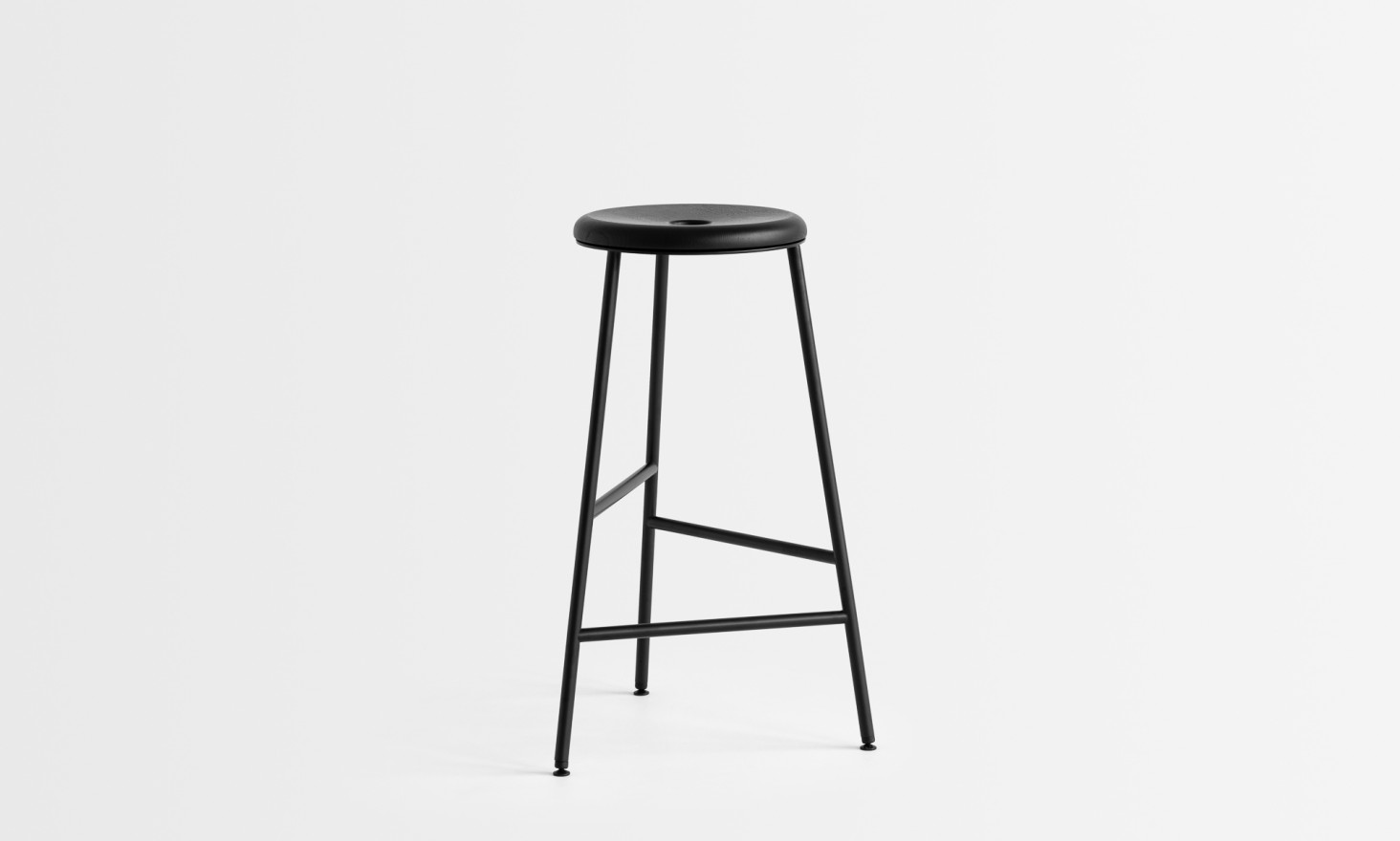 rotor all black wooden seat 3